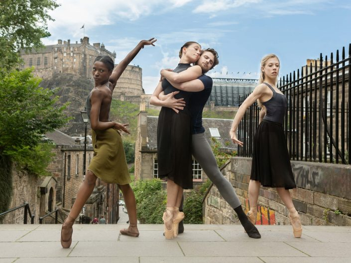 Scottish Ballet's World Premiere The Crucible